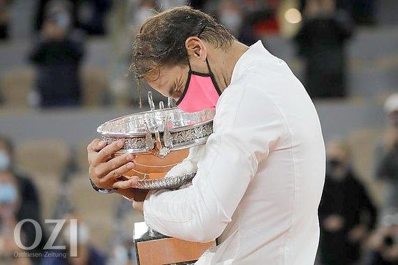 French Open Dominator Nadal Im Garten Eden Von Federer Ostfriesen Zeitung