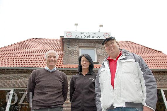 Beliebter Biker-Treff vor Wiedereröffnung - Ostfriesen-Zeitung